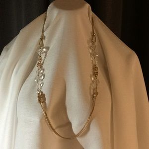 NWT Talbots Long Necklace